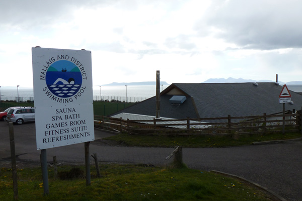 Mallaig pool and leisure amenities in moidart ardnamurchan arisaig mallaig and morvern for Hotels in fort william with swimming pool