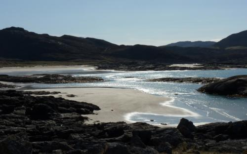 Sanna Bay - Silver Sands, Silvery Seas