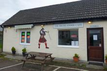 The Highlander Cafe and Chippy