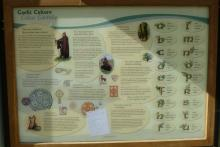 The Gaelic Alphabet Trail