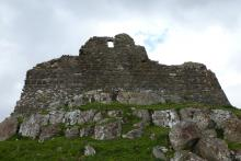 Ardtornish Castle