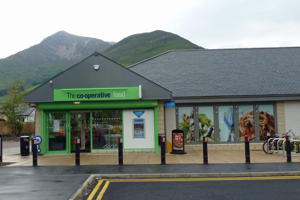 Ballachulish Coop and Post Office