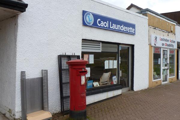 Caol Launderette