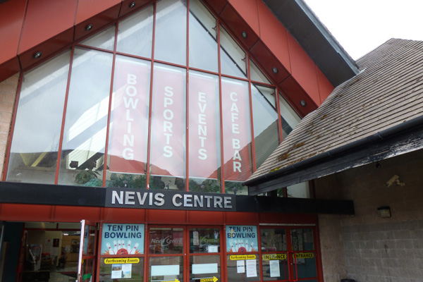 Nevis Centre Fort William