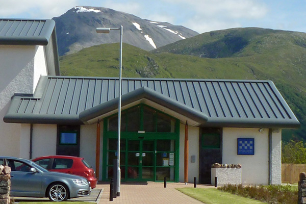 Fort William Police Station