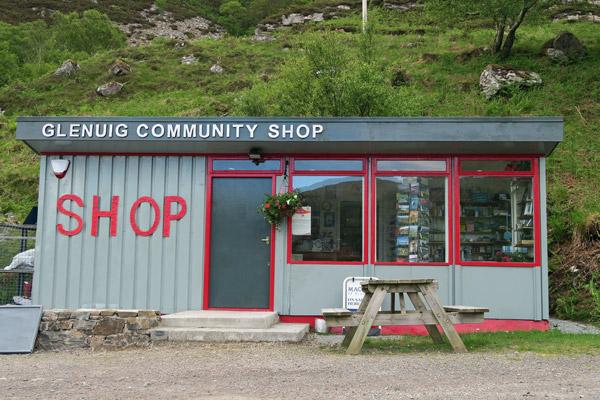 Glenuig Community Shop