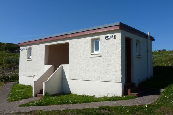Kilchoan Public Conveniences