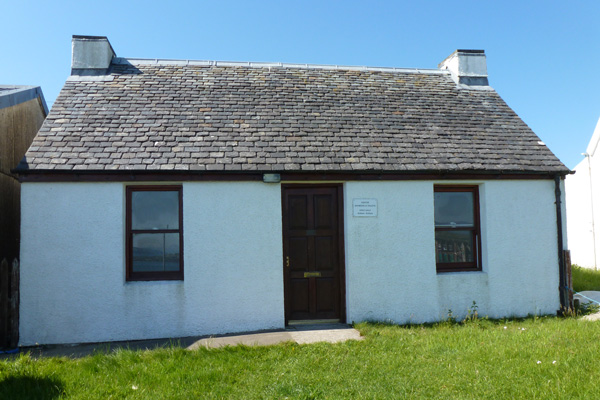 Kilchoan Visitor Shower and Toilet