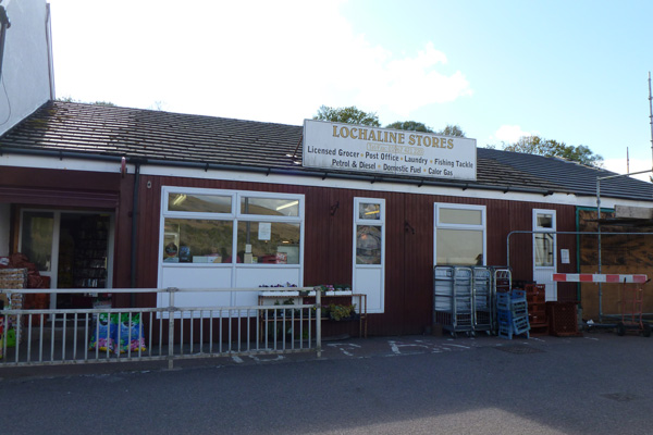 Lochaline Post Office and General Store