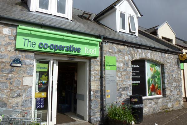 The Mallaig Coop foodstore