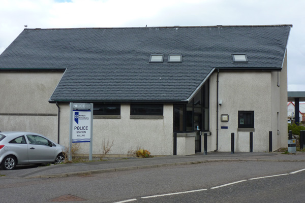 Mallaig Police Station