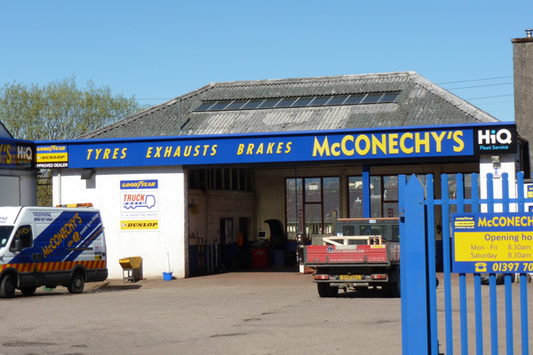 McConechys Tyre and Exhaust Centre