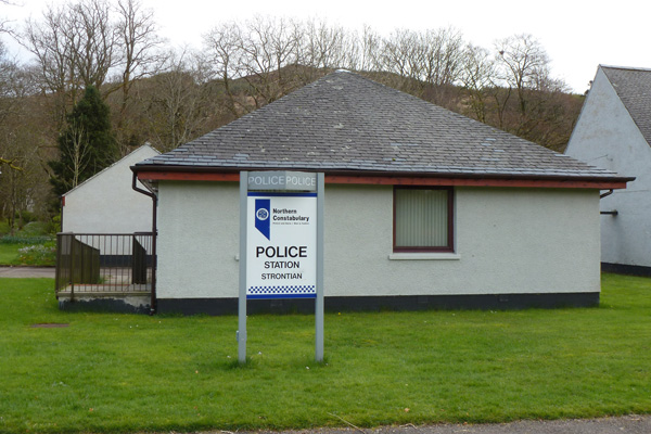 Strontian Police Station