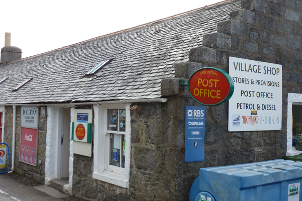 Strontian Post Office and Shop