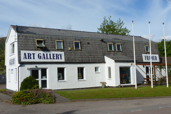 F.W.Holroyd Art Gallery & Picture Framer