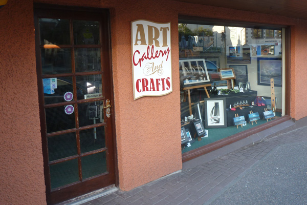 Mallaig Arts & Crafts