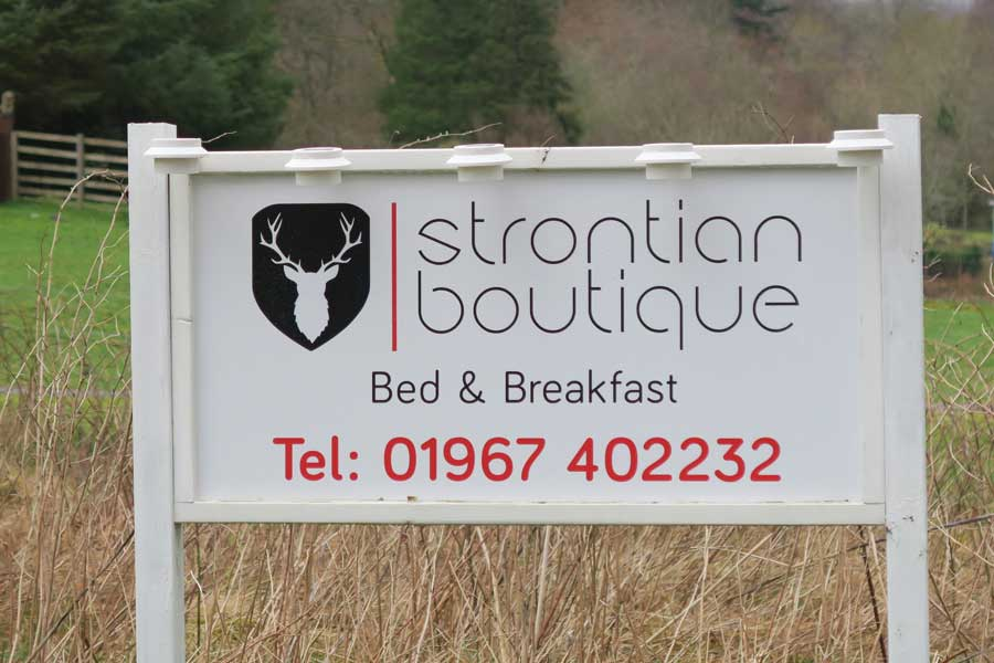 Strontian Boutique Bed and Breakfast