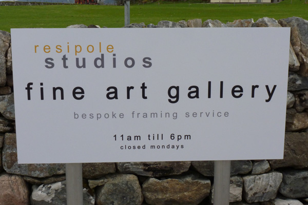 Arts and Crafts in Moidart, Ardnamurchan and on The Road to The Isles