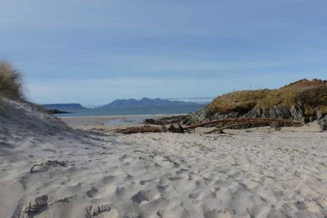 Beaches in Moidart, Ardnamurchan and on the Road to The Isles