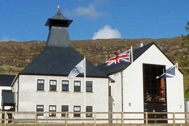 Whisky Distilleries in Moidart, Ardnamurchan and on The Road to The Isles