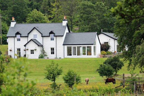 Ardshealach Lodge Restaurant in Acharacle