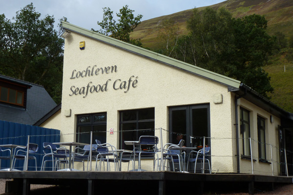 Loch Leven Seafood Cafe