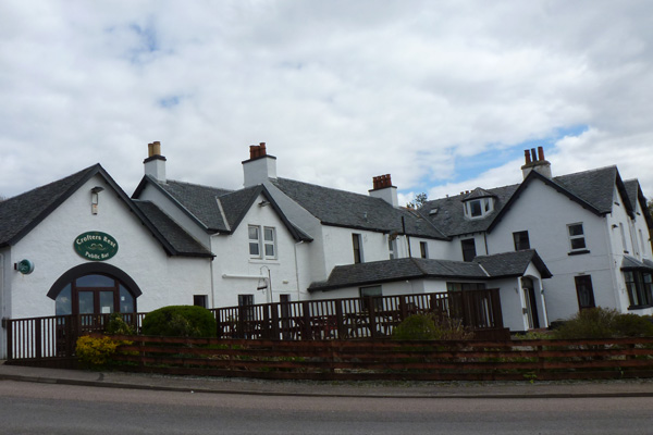 The Arisaig Hotel