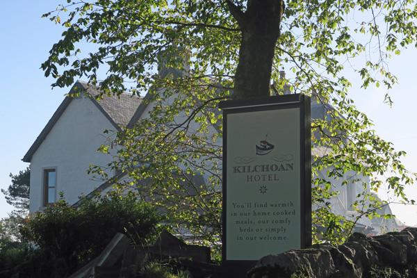Kilchoan Hotel, Ardnamurchan