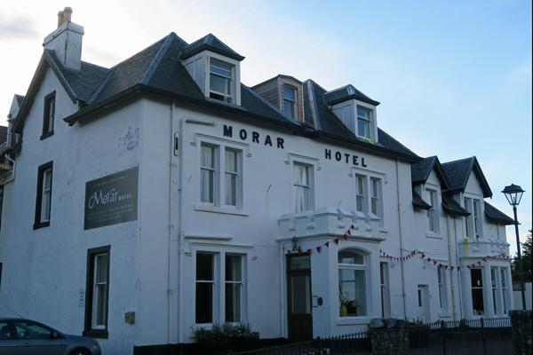 The Morar Hotel