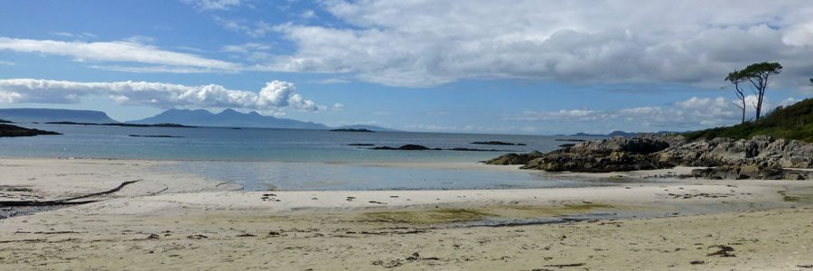 Camusdarach and Beyond