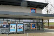 Aldi Fort William
