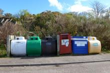 Arisaig Recycling Point