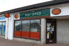 Caol Post Office