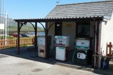 Kilchoan Petrol Station