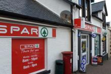 Mallaig Post Office and Spar Store