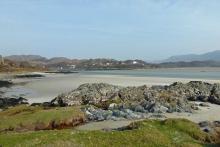 Bourblach Beach at Morar