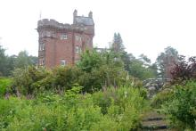 Glenborrodale Castle and Gardens