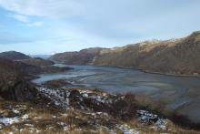 Loch Moidart from The Ardmolich Woodland Walk