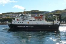 Catch a ferry from Mallaig to The Small Isles or Skye