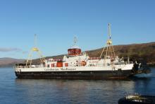 The Lochaline to Isle of Mull Ferry