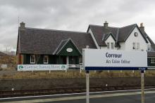 Corrour Station House