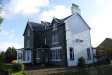 The Loch Shiel Hotel in Acharacle