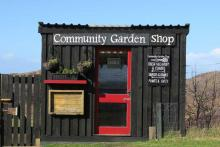 West Ardnamurchan Community Garden