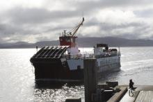 Kilchoan Tobermory Ferry