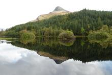 Glencoe Lochan and The Pap of Glencoe
