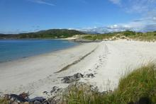 Camusadarach Beach near Arisaig