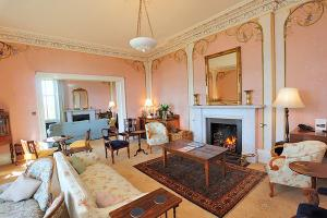 Drimnin House - Drawing room